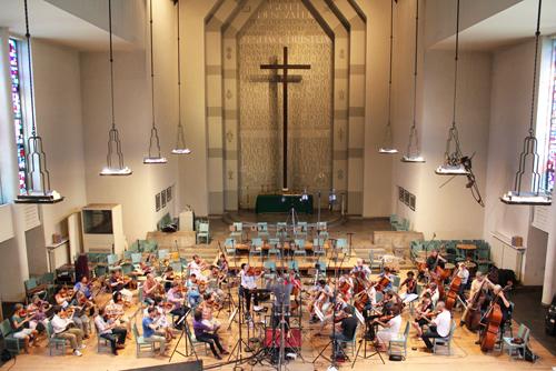 Tabea Zimmermann (viola) Deutsches Symphonie-Orchester Berlin, Hans Graf
